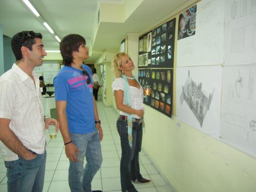 Έκθεση Αρχιτεκτονικής - Ιούνιος '09