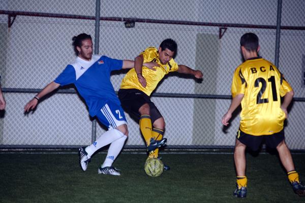 Τουρνουά Ποδοσφαίρου Κολλεγίων 2009